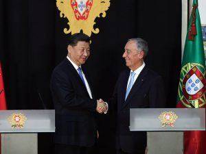 China and Portugal seek closer ties following President Xi visit