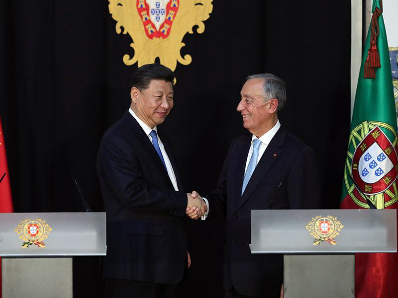 China and Portugal seek closer ties following President Xi visit
