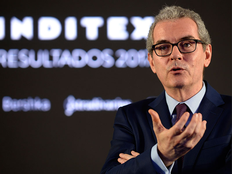 Inditex profits under Pablo Isla despite high-street challenges