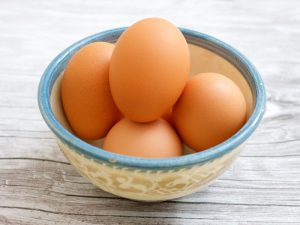 Eggs have been proven to enhance reaction times and improve memory, as well as being a rich source of protein and choline