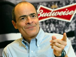 AB InBev CEO Carlos Brito remains optimistic despite market challenges