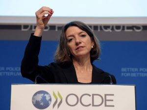 OECD downgrades growth projections across the eurozone