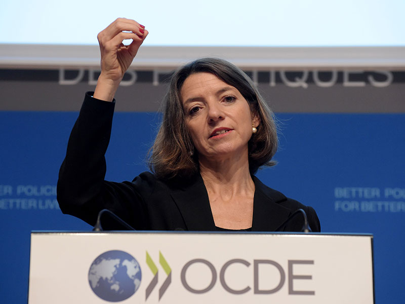 OECD Cuts Global Growth Forecasts for 2019 & 2020
