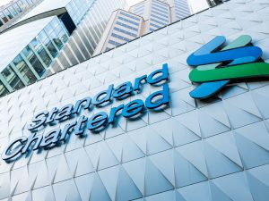 British bank Standard Chartered will buy back $1bn of its shares. The firm made the announcement alongside the release of its Q1 2019 results