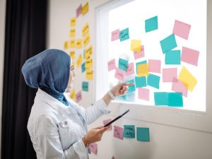 To create a learning culture, leaders need to encourage experimentation and embolden others to learn from failure. This accelerates the process of innovation and development