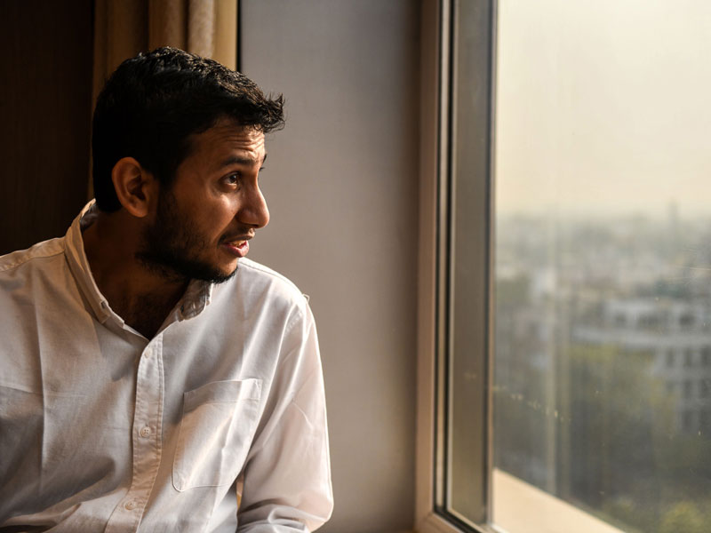 Ritesh Agarwal, the founder and CEO of Oyo. The company's acquisition of the Dutch rental group marks its first big international takeover