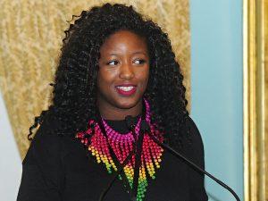 Anne-Marie Imafidon: STEM is key to bridging the gender pay gap