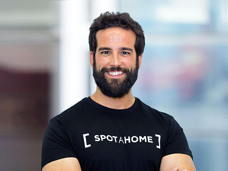 Alejandro Artacho reinvents real estate with Spotahome