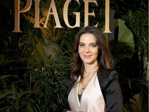 Keeping watch: Piaget CEO Chabi Nouri eyes e-commerce growth
