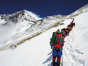 Regulators have a mountain to climb when it comes to adventure tourism