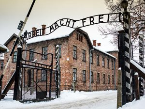 The geopolitics of Holocaust memory