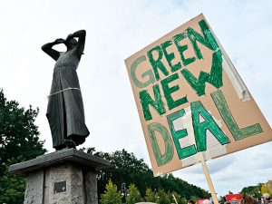Who pays for the Green Deal?