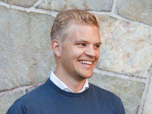 Karma CEO, Hjalmar Ståhlberg Nordegren