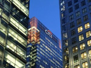 Citigroup, Canary Wharf, London
