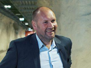 Tor Kristian Gyland, CEO of Green Mountain
